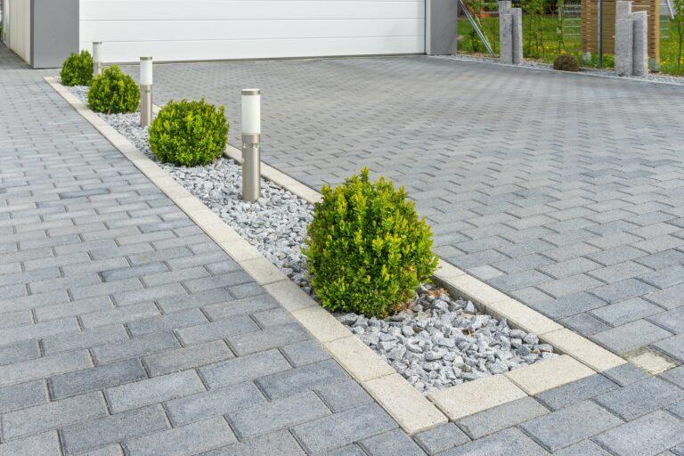 Paver Installation | Landscape Improvements