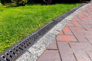 Yard Drainage System   Lawn Rainage Systems   Landscape Improvements