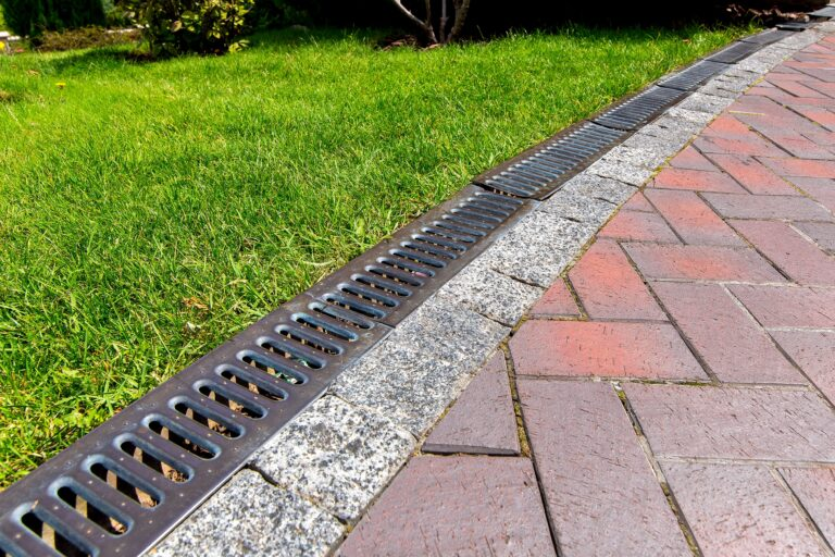 Yard Drainage System | Lawn Rainage Systems | Landscape Improvements