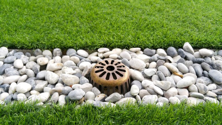 Garden Drainage System | Landscape Improvements