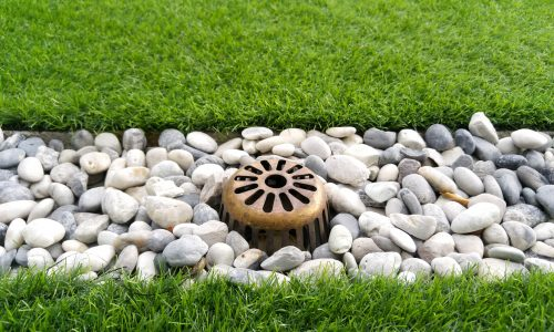 Garden Drainage System | Landscape Improvements